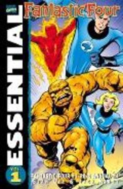 Buy Essential Fantastic Four Vol. 1 TPB in AU New Zealand.