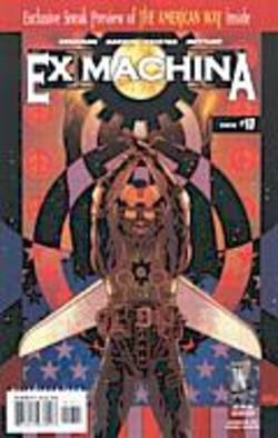 Buy Ex Machina #17 - 20 Collector's Pack in AU New Zealand.