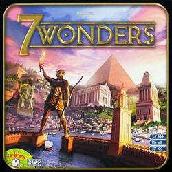 Buy Seven Wonders in AU New Zealand.