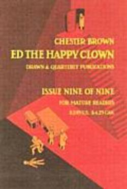 Buy Ed The Happy Clown #9 in AU New Zealand.