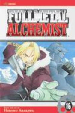 Buy Fullmetal Alchemist Vol. 16 TPB in AU New Zealand.