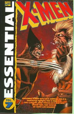 Buy ESSENTIAL X-MEN VOL 7TP in AU New Zealand.