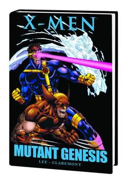 Buy X-MEN MUTANT GENESIS PREM HC in AU New Zealand.