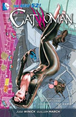 Buy CATWOMAN VOL 01 THE GAME TP (N52) in AU New Zealand.