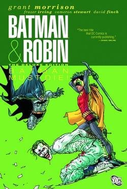 Buy BATMAN AND ROBIN VOL 03 BATMAN ROBIN MUST DIE TP  in AU New Zealand.