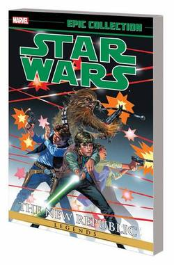 Buy STAR WARS LEGENDS EPIC COLLECTION VOL 01 NEW REPUBLIC TP  in AU New Zealand.