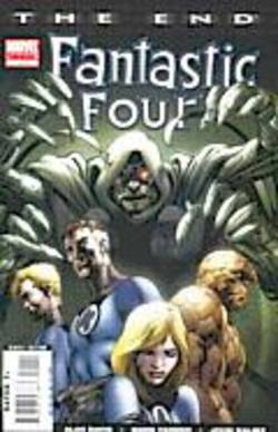 Buy Fantastic Four: The End #1 in AU New Zealand.