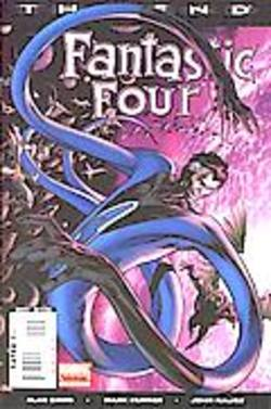 Buy Fantastic Four: The End #5 in AU New Zealand.