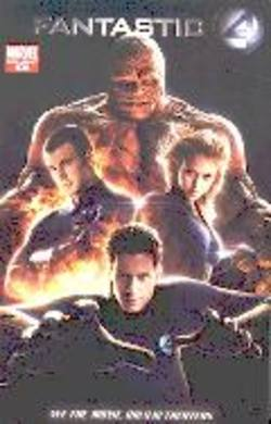 Buy Fantastic Four The Movie One-Shot in AU New Zealand.