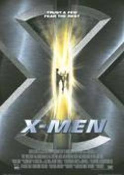 Buy X-Men Movie Poster (Slightly Damaged) in AU New Zealand.