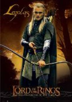 Buy Lord Of The Rings Legolas Poster