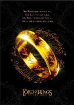 Buy Lord Of The Rings 2 One Ring Poster