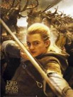 Buy Lord Of The Rings Legolas Army Poster in AU New Zealand.