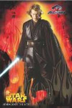Buy Star Wars Episode lll Anakin Poster in AU New Zealand.