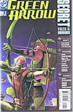 Buy Green Arrow Secret Files & Origins #1 in AU New Zealand.