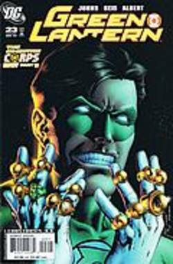 Buy Green Lantern #23 in AU New Zealand.