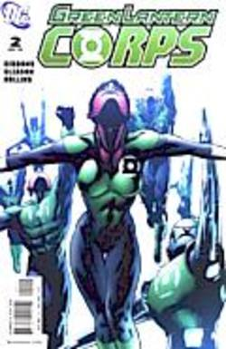 Buy Green Lantern Corps #2 in AU New Zealand.
