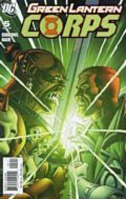Buy Green Lantern Corps #5 in AU New Zealand.