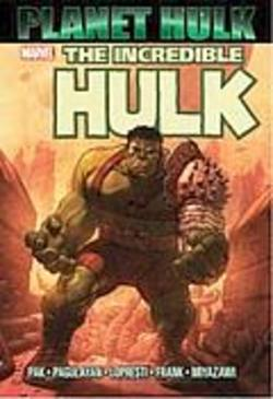 Buy Hulk: Planet Hulk TPB in AU New Zealand.
