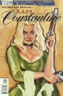 Buy Hellblazer Special: Lady Constantine #1 - 4 Collector's Pack in AU New Zealand.