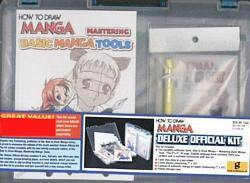 Buy How To Draw Manga: Deluxe Official Kit in AU New Zealand.