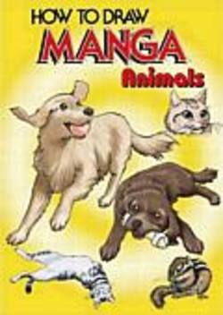 Buy How To Draw Manga: Animals in AU New Zealand.