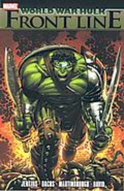 Buy Hulk: World War Hulk - Frontline TPB in AU New Zealand.