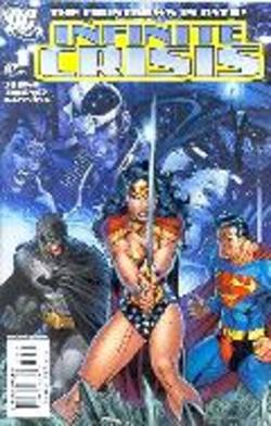Buy Infinite Crisis #1 Jim Lee CVR  in AU New Zealand.
