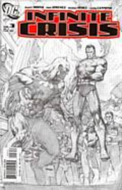 Buy Infinite Crisis #3 Jim Lee Sketch Cover in AU New Zealand.