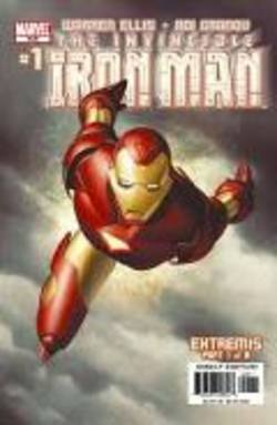 Buy The Invincible Iron Man #1 in AU New Zealand.
