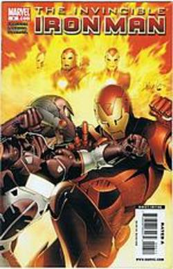 Buy Invincible Iron Man #6 in AU New Zealand.