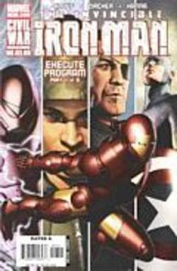 Buy The Invincible Iron Man #7 in AU New Zealand.