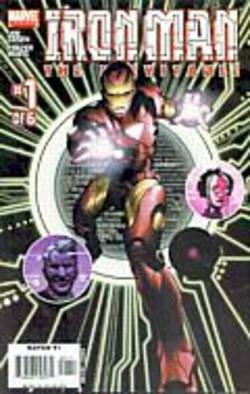 Buy Iron Man: The Inevitable #1 - 6 Collector's Pack in AU New Zealand.