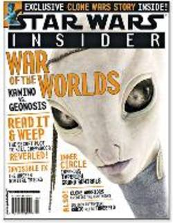 Buy Star Wars Insider Magazine #66 in AU New Zealand.