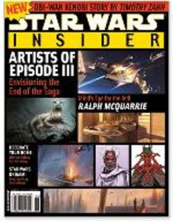 Buy Star Wars Insider Magazine #76 in AU New Zealand.