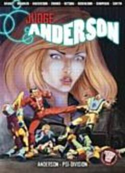 Buy Judge Anderson: Anderson, PSI-Division TPB in AU New Zealand.