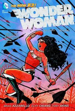 Buy WONDER WOMAN VOL 01 BLOOD HC 