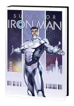 Buy SUPERIOR IRON MAN VOL 01 INFAMOUS PREM HC 