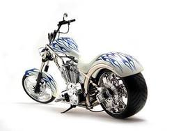 Buy West Coast Choppers Sturgis Special 1/10 Scale Bike in AU New Zealand.