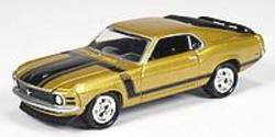 Buy Johnny Lightning: Gold 1970 Ford Mustang Boss 302 - Mustang in AU New Zealand.