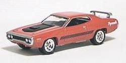 Buy Johnny Lightning: Orange 1971 Plymouth Road Runner - Mopar Musle in AU New Zealand.
