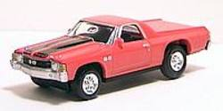 Buy Johnny Lightning: Red 1971 Chevy El Camino - Hot Rod Magazine in AU New Zealand.