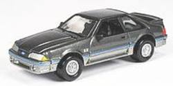 Buy Johnny Lightning: Silver 1987 Ford Mustang GT - Mustang in AU New Zealand.