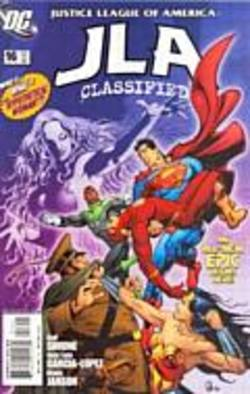 Buy JLA Classified #16 - 21 Collector's Pack  in AU New Zealand.