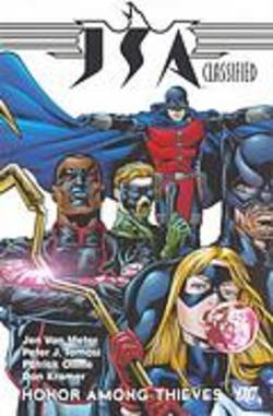 Buy JSA Classified: Honor Among Thieves TPB in AU New Zealand.