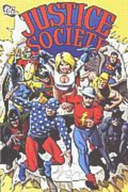Buy Justice Society Vol. 1 TPB in AU New Zealand.