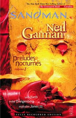 Buy SANDMAN VOL 01 PRELUDES & NOCTURNES TP NEW ED (MR) in AU New Zealand.