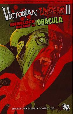 Buy VICTORIAN UNDEAD II SHERLOCK HOLMES VS DRACULA TP  in AU New Zealand.