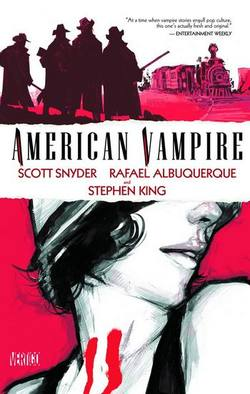 Buy AMERICAN VAMPIRE VOL 01 TP in AU New Zealand.