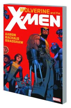 Buy WOLVERINE AND X-MEN BY JASON AARON VOL 01 TP  in AU New Zealand.